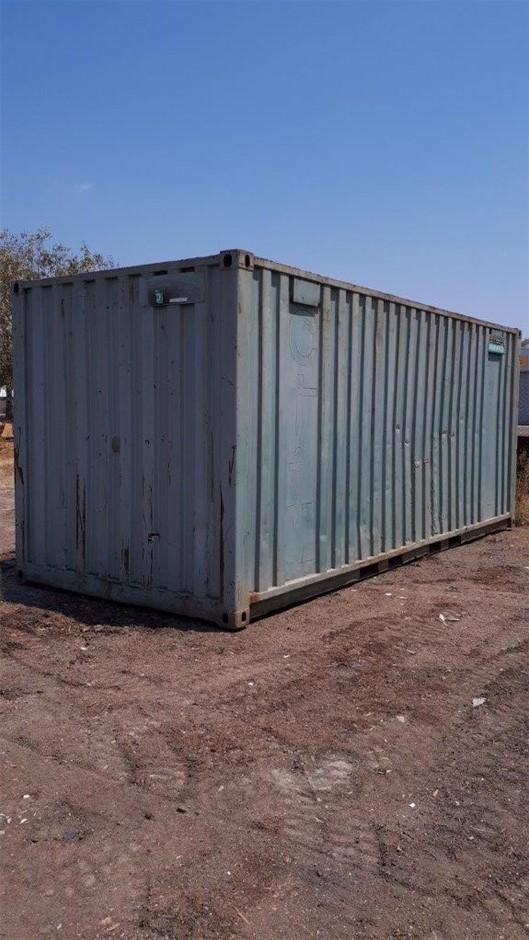 Container 6.0M x 2.4M