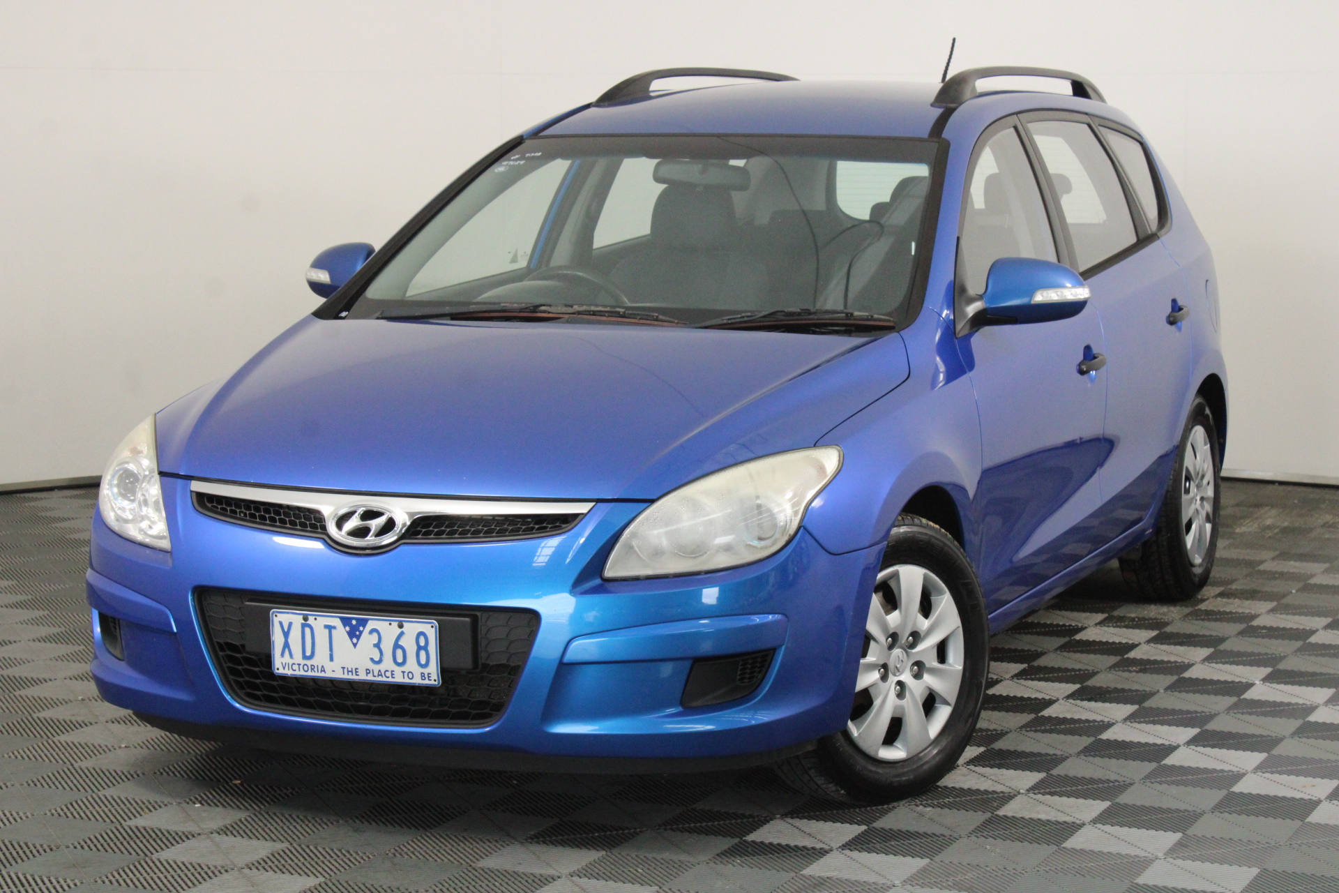 2009 Hyundai i30 cw SX 2.0 FD Manual Wagon