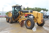 Unreserved Caterpillar 12M Grader and D6 Dozers