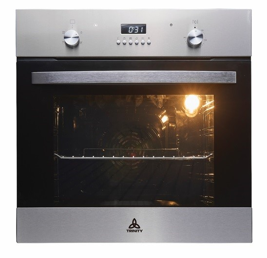 Trinity (TRO-7A22D2E3) 60cm Wall/ Built-in/Under bench Oven