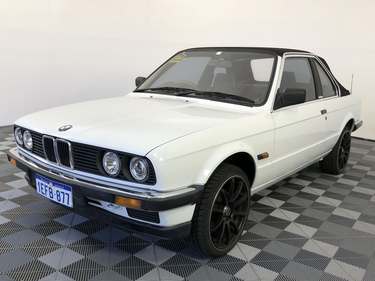 1985 BMW 318i Automatic Convertible