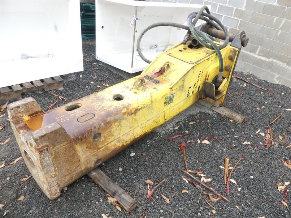 Atlas Copco EG-155 Excavator Hammer