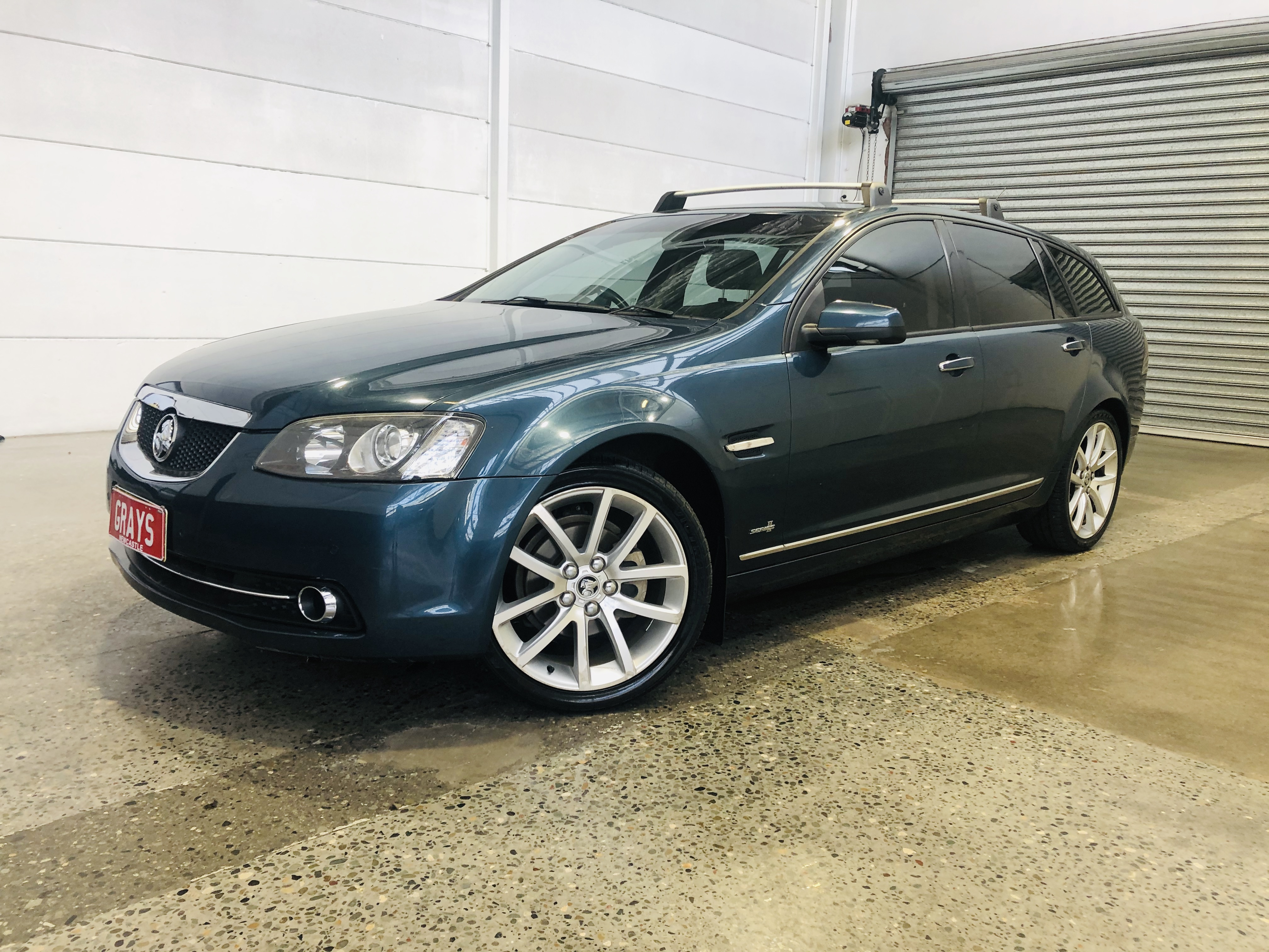 2011 Holden Calais V VE Automatic Wagon
