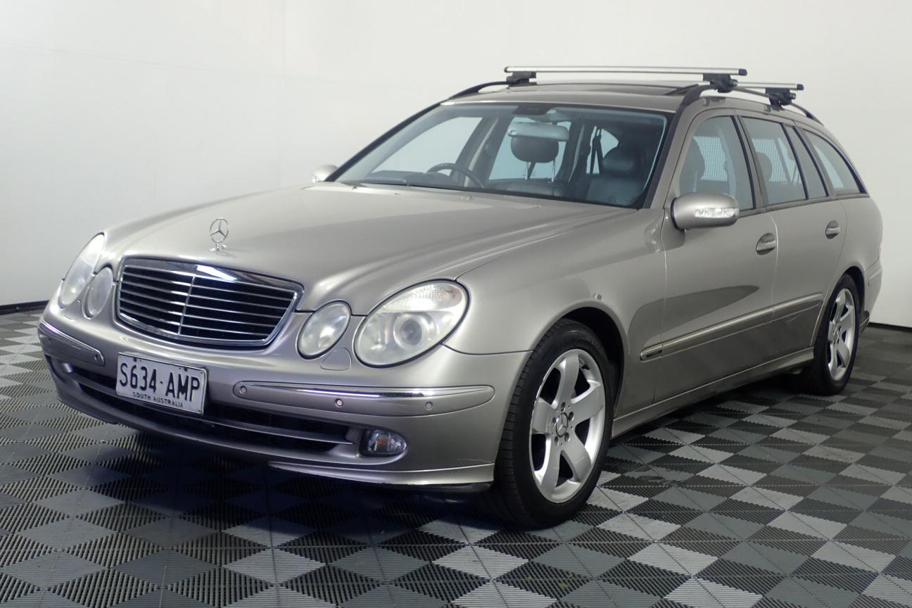 2005 Mercedes Benz E500 Elegance S211 Auto 7 Seats (WOVR- INSPECTED)
