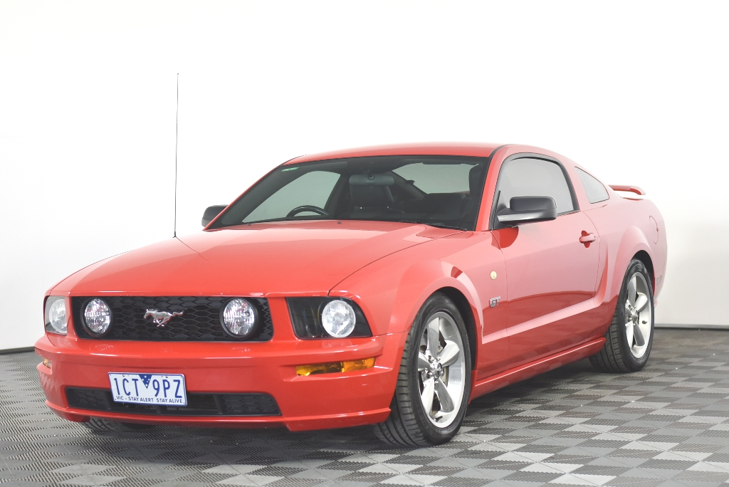 2007 Ford Mustang GT Automatic Coupe