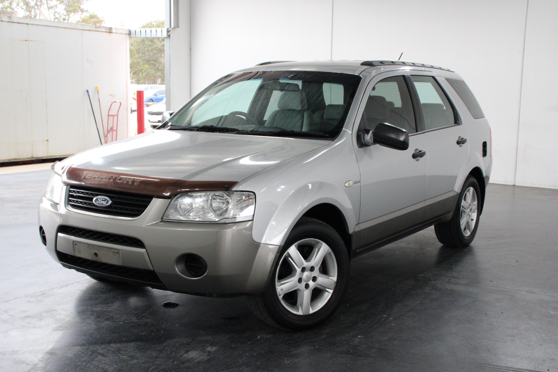 2005 Ford Territory TX (4x4) SY Automatic 7 Seats Wagon