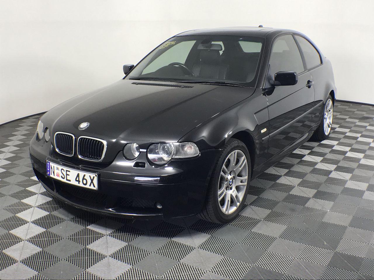 2003 BMW 3 18ti E46 Automatic Hatchback