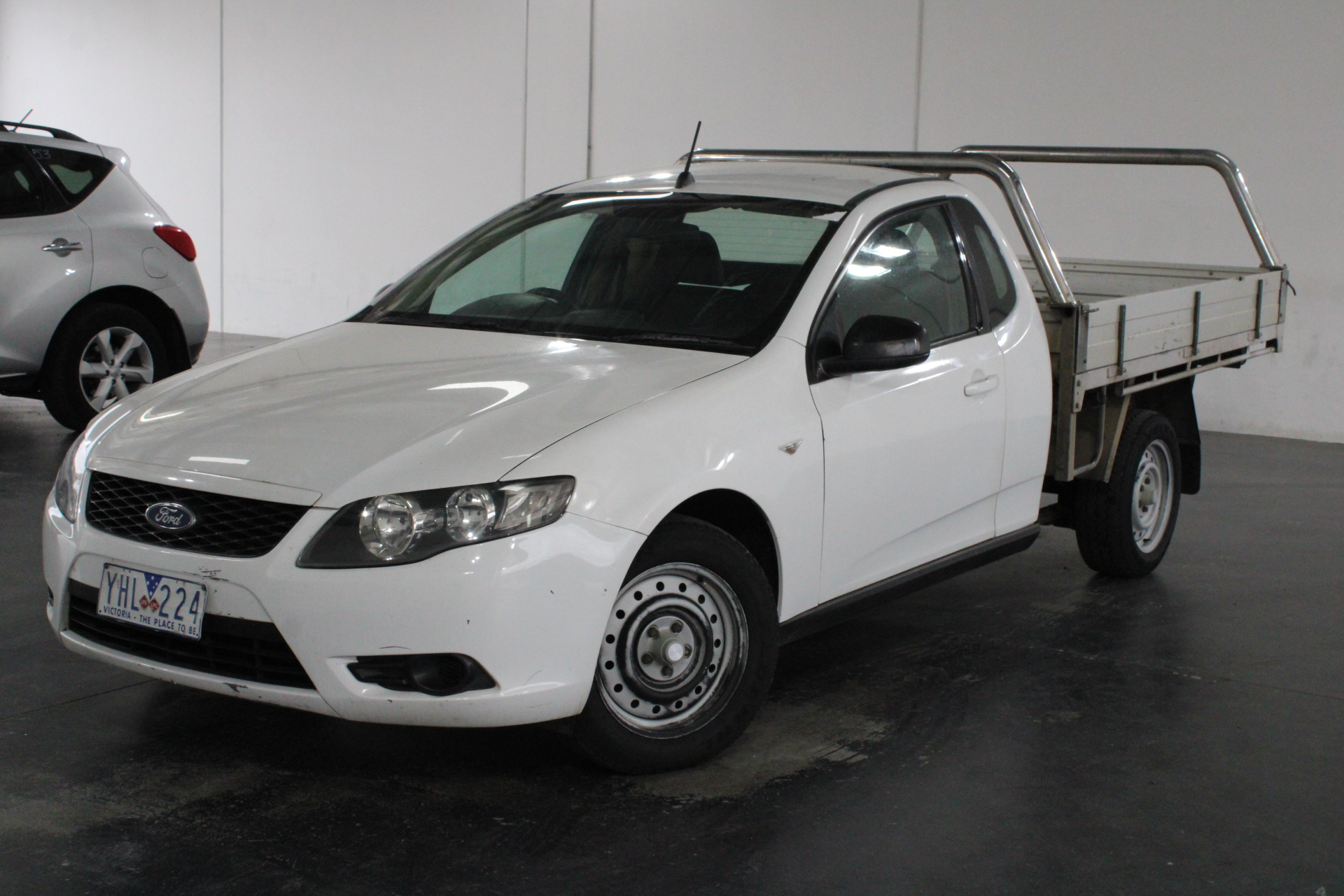 2010 Ford Falcon FG Automatic Cab Chassis