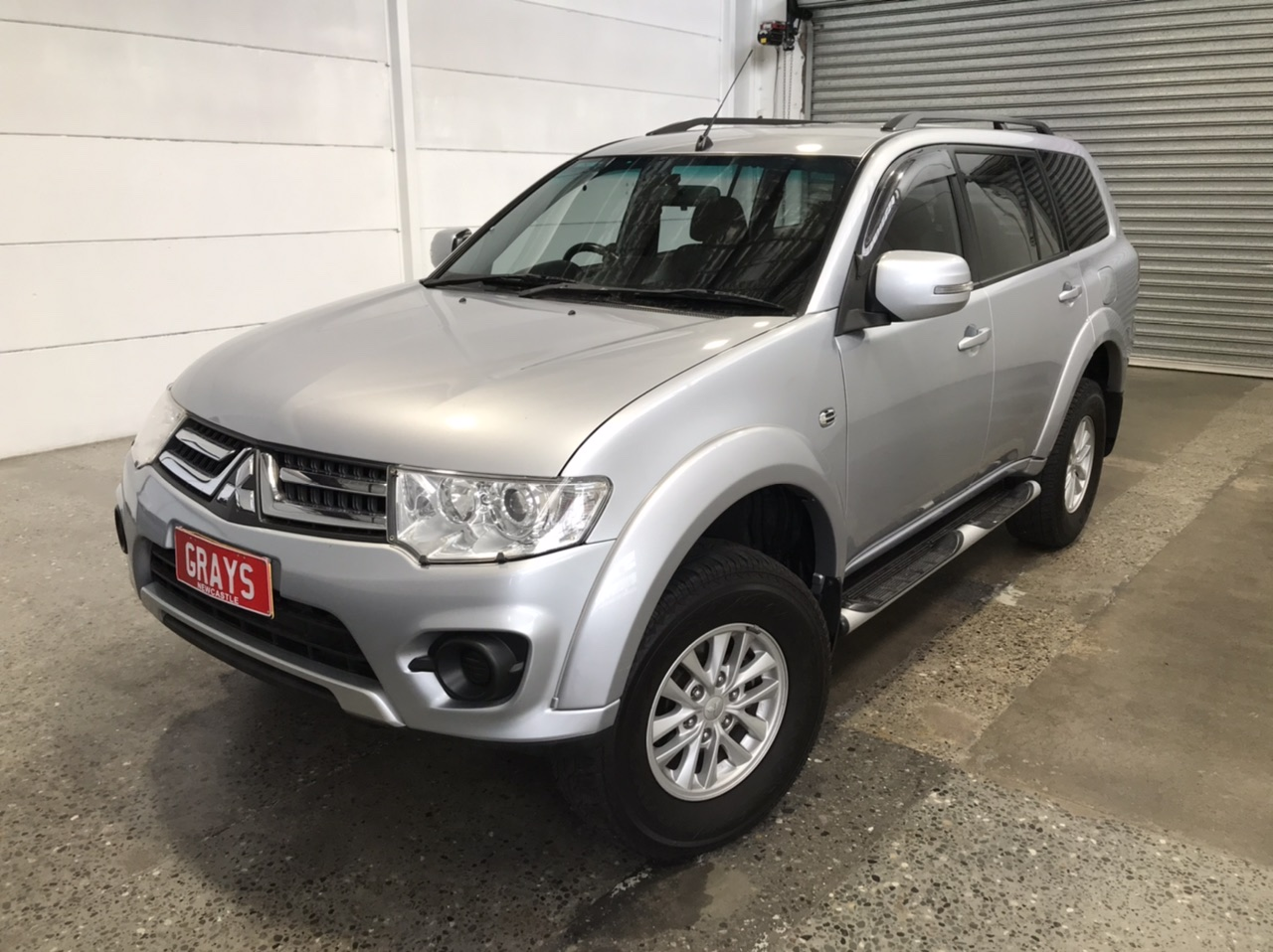 2013 Mitsubishi Challenger 4WD PC Turbo Diesel Manual Wagon