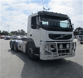 Cancelled: BUY NOW - 2014 Volvo FM500 Prime Mover Truck