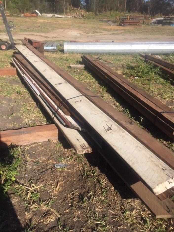Assorted Hardwood Timber Facias