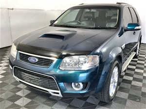 2009 Ford Territory Ghia Turbo (4x4) SY