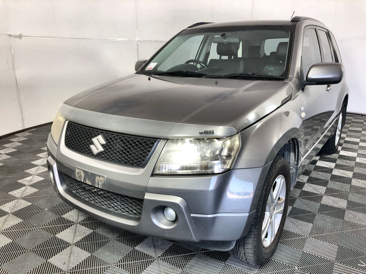 2006 Suzuki Grand Vitara V6 JT Automatic Wagon