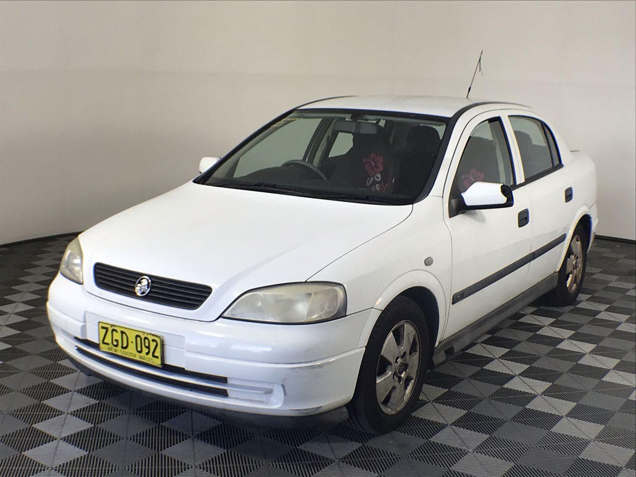 2004 Holden Astra City TS Automatic Sedan