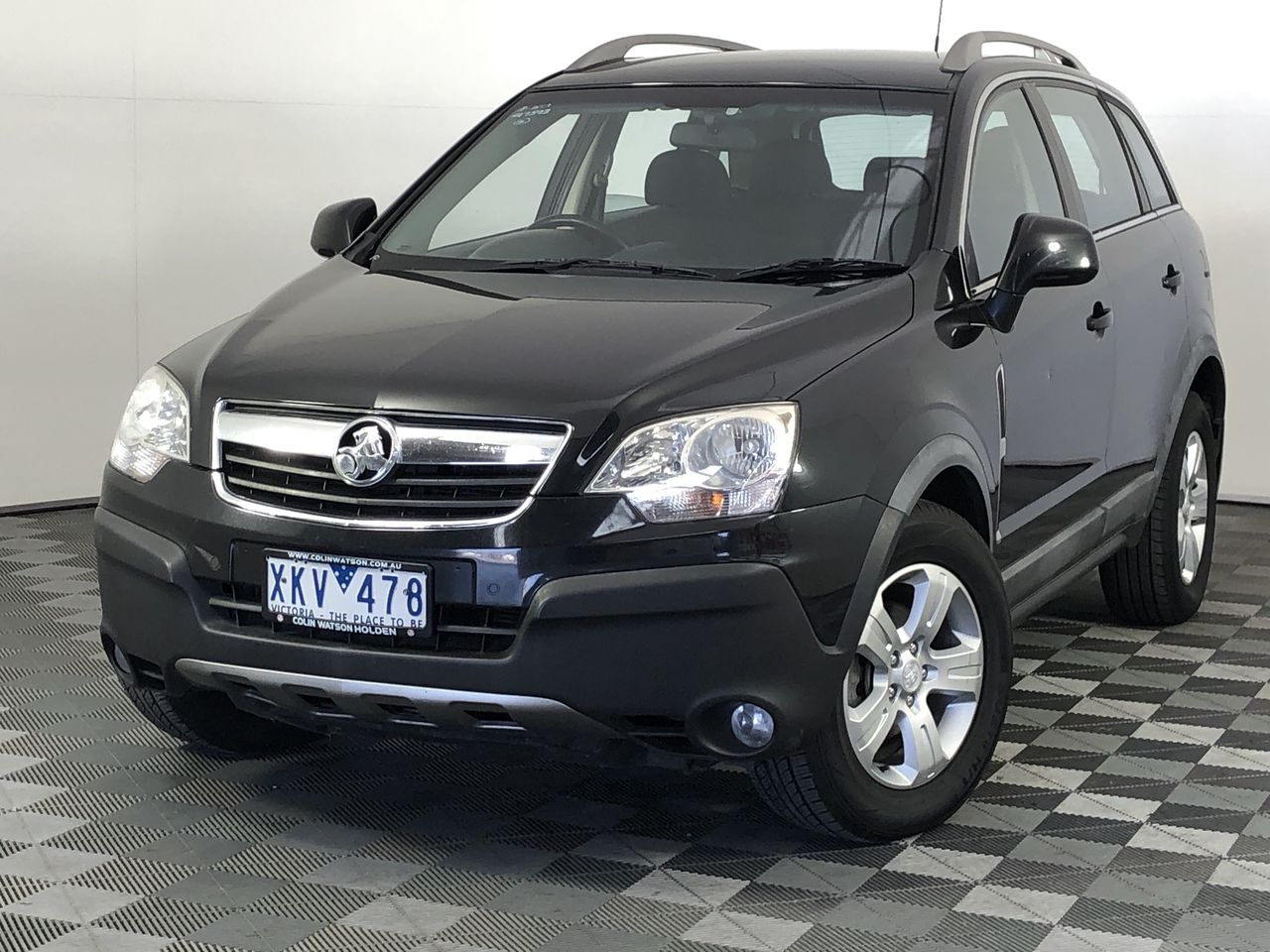 2009 Holden Captiva 5 (4x4) CG Automatic Wagon