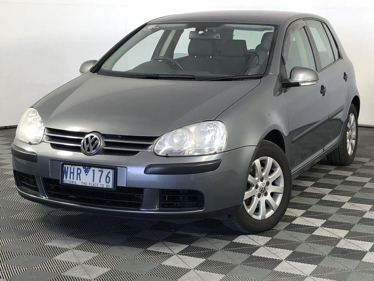 2005 Volkswagen Golf 2.0 FSI Comfortline 1k Automatic Hatchback