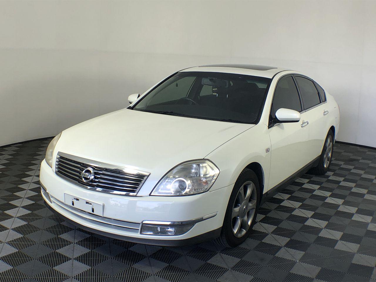 2007 Nissan Maxima Ti J31 Automatic Sedan