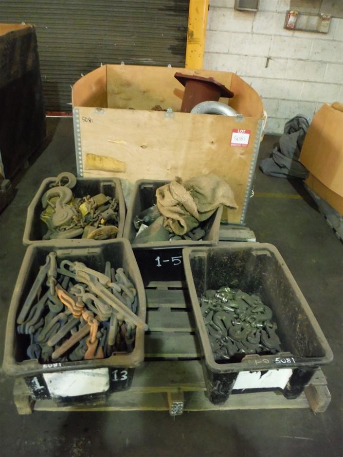 Qty Lifting Gear/Load Restraint Items