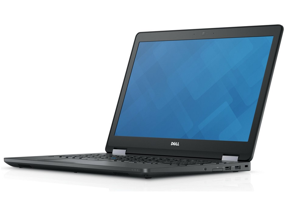 Dell Latitude E5570 15.6-inch Notebook, Black