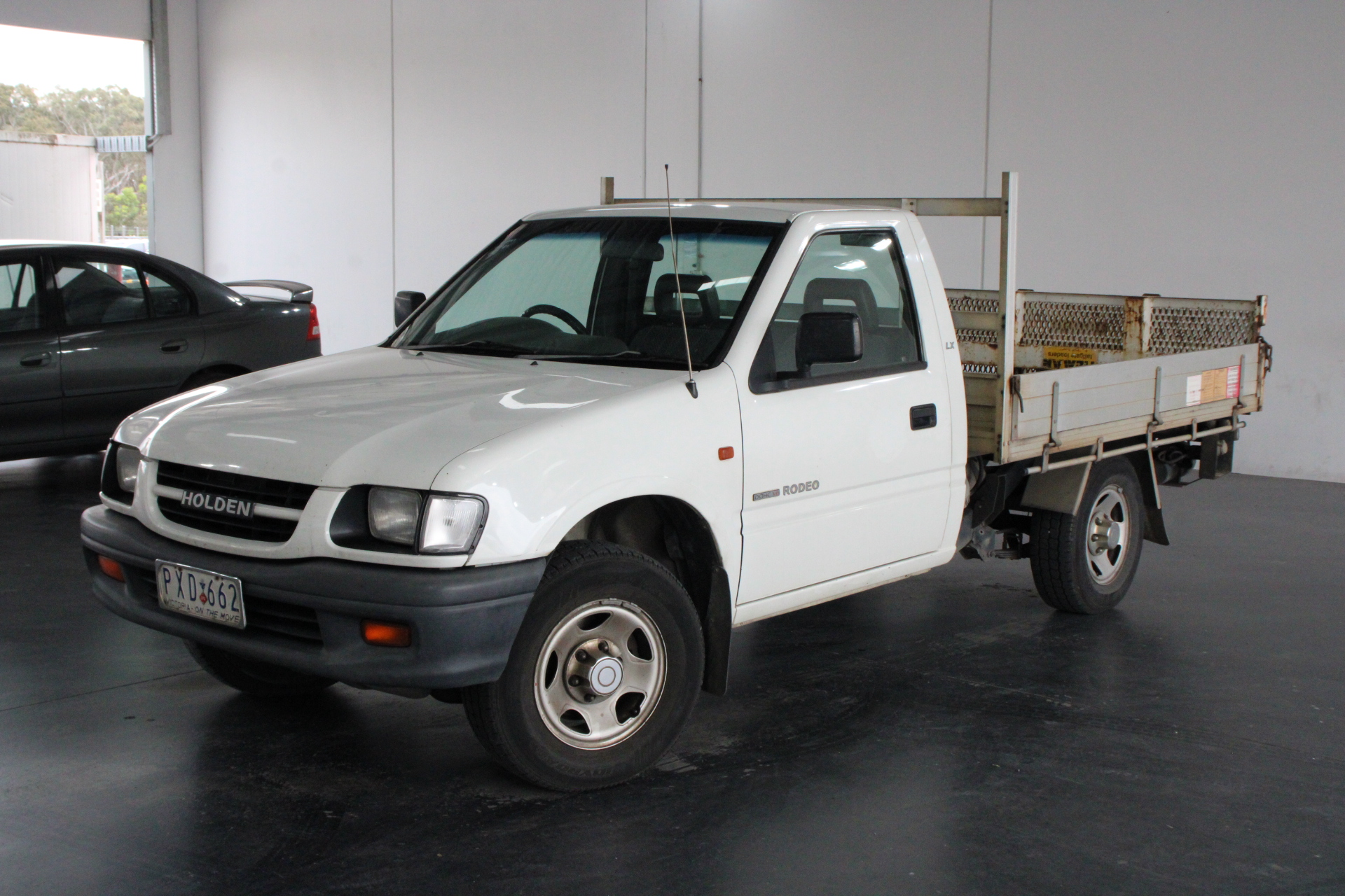 1999 Holden Rodeo LX R9 Automatic Cab Chassis