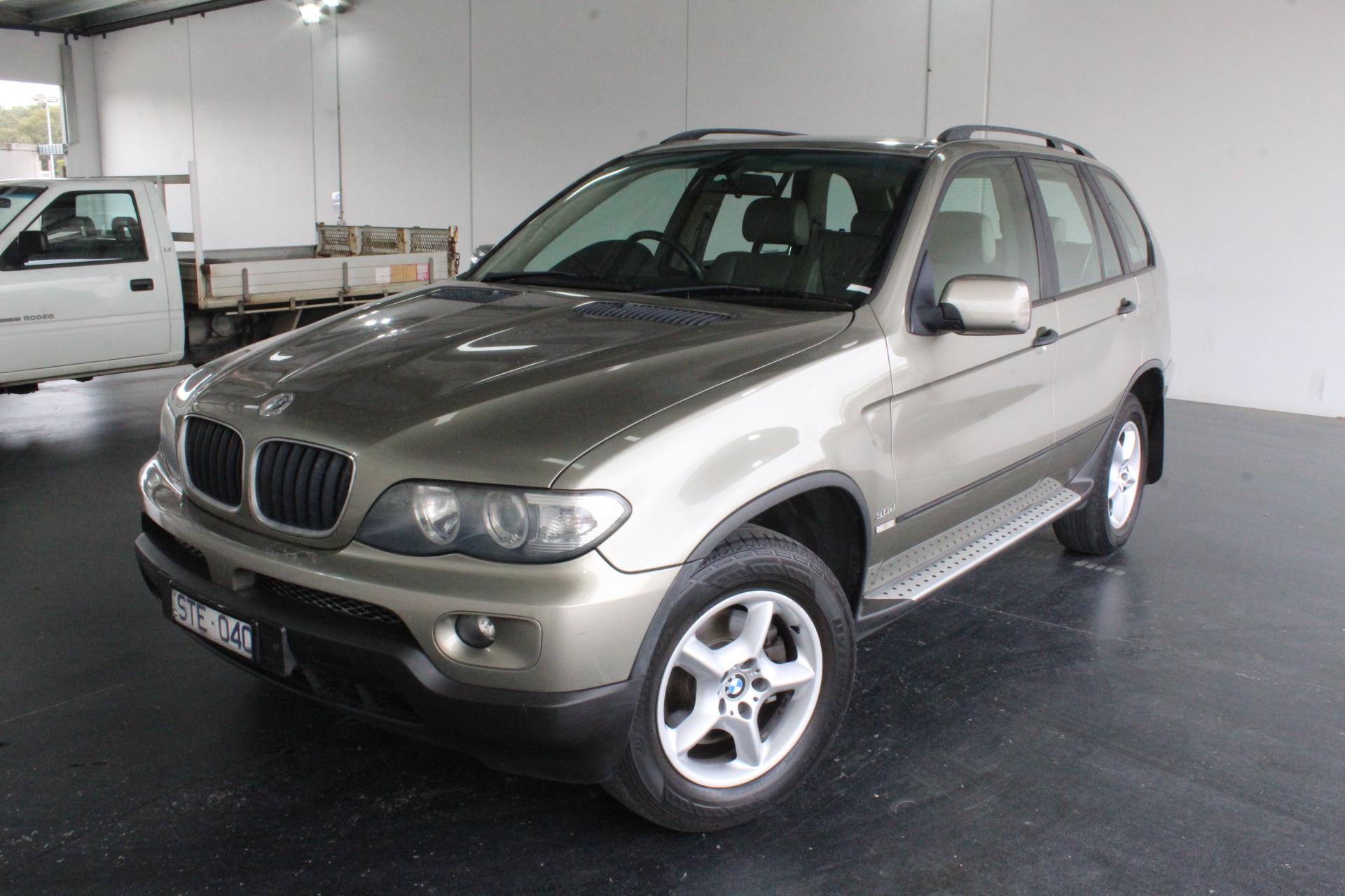 2004 BMW X5 3.0d E53 Turbo Diesel Automatic Wagon