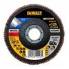 10 x DeWALT Ceramic Flap Disc 125 x 60 Grit. Buyers Note - Discount Freight