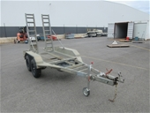 Unreserved Ex-Hire Trailers