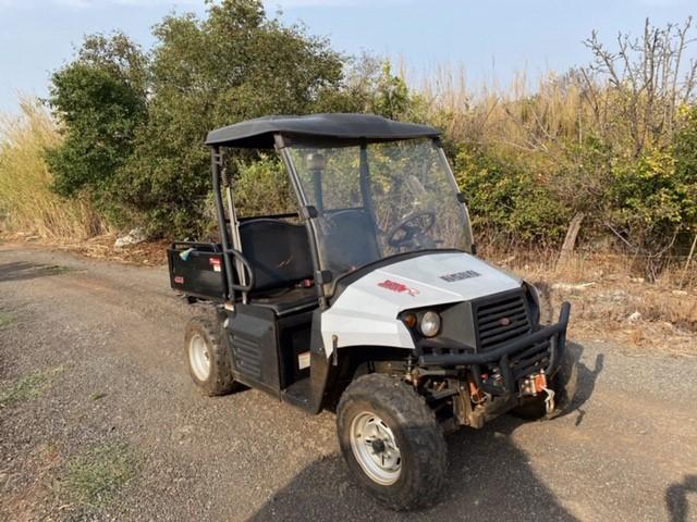 HiSun Parklander 4 x 4 Vehicle Buggie