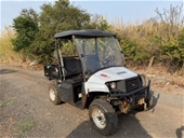 Unreserved Forklift, Sweeper, Plant and Equipment