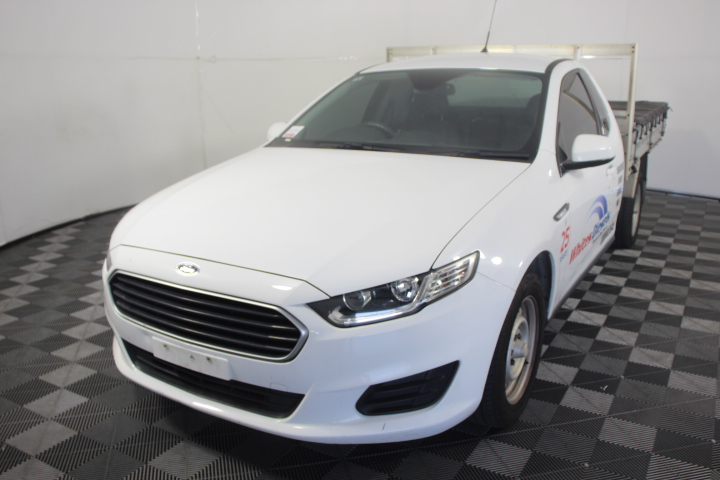 2015 Ford Falcon (LPI) FG X Automatic Cab Chassis