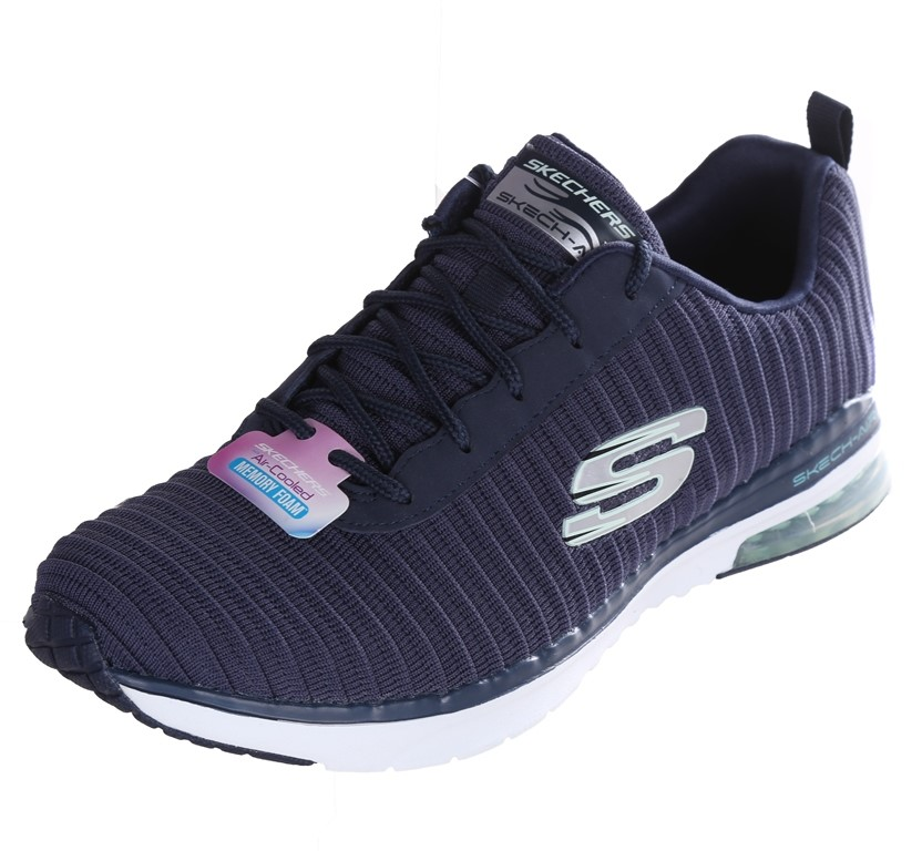 SKECHERS Women`s Skech Air Infinity Overtime Memory Foam Athletic Shoes, UK