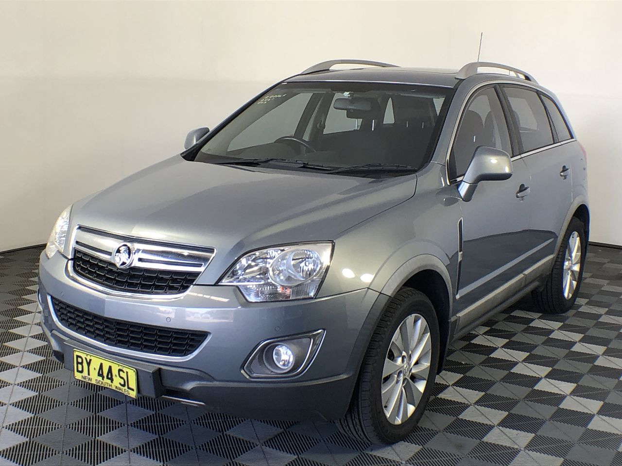 2013 Holden Captiva 5 LT AWD CG II Turbo Diesel Automatic Wagon