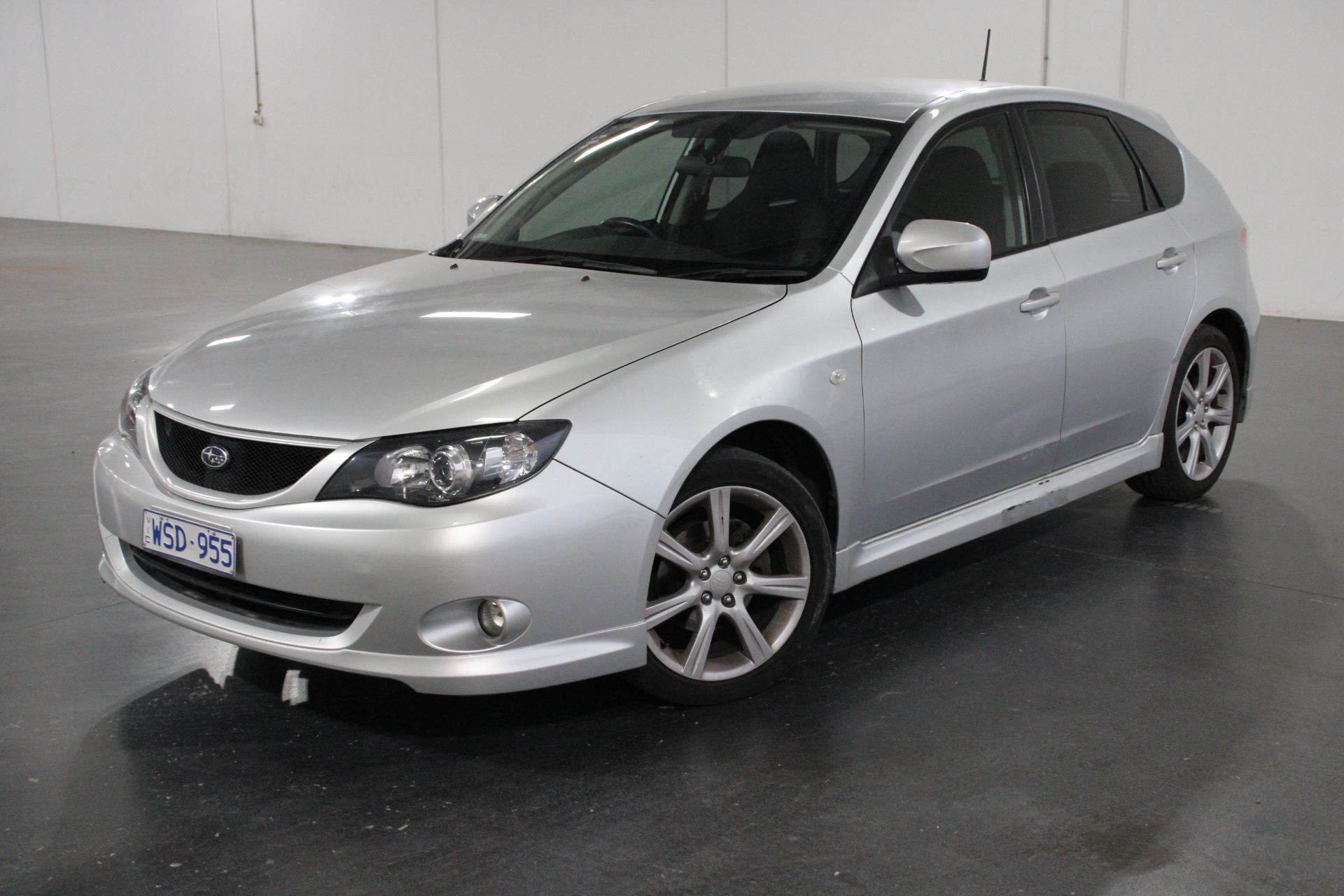 2008 Subaru Impreza RS (AWD) G3 Automatic Hatchback
