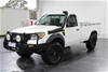 2011 Ford Ranger XL (4x4) PK Turbo Diesel Automatic Cab Chassis