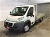 Fiat Ducato MWB Turbo Diesel Manual Cab Chassis