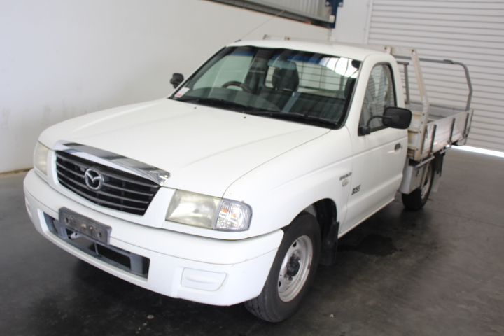 2004 Mazda B2600 Bravo DX Automatic Cab Chassis