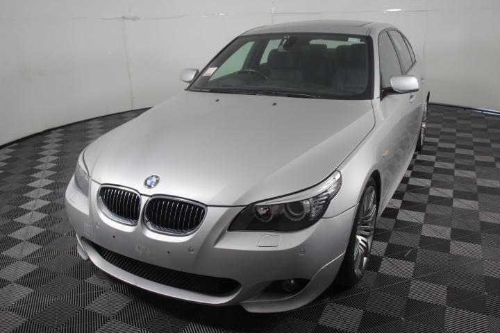 2008 BMW 5 30i E60 Automatic Sedan