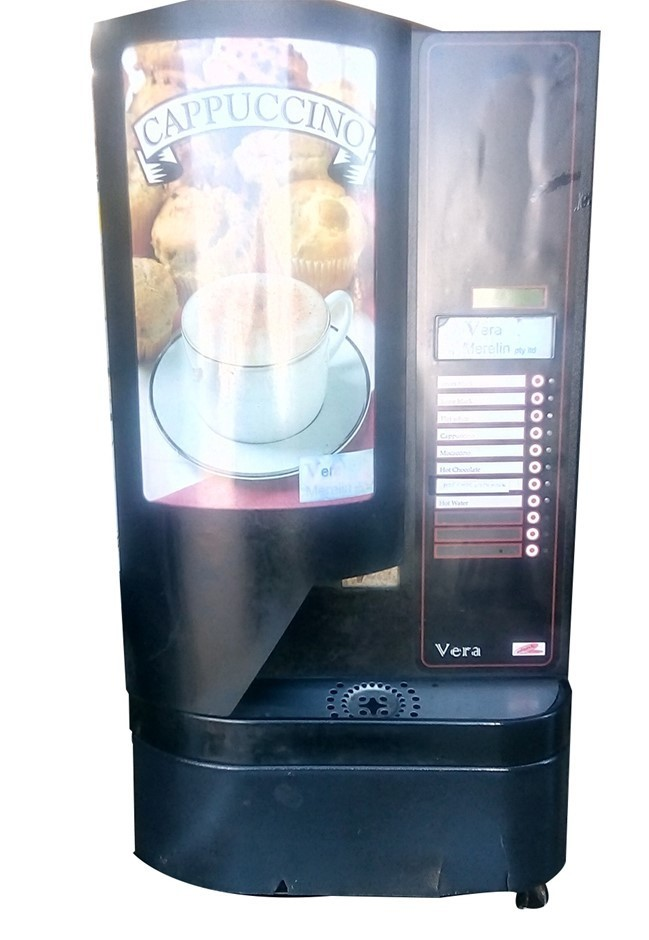 Automatic Coffee Machine Bench Top with Inbuilt Coffee Grinder