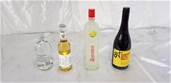 Bulk Lot Of Assorted Imported Wines & Beverages