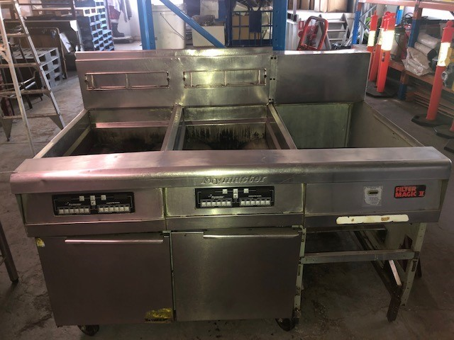 Frymaster Natural Gas Deep Fryers