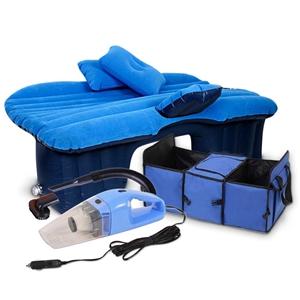 SOGA Portable Travel Camping Car Set Inf