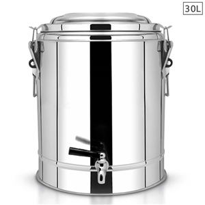 SOGA 30L Stainless Steel Insulated Stock