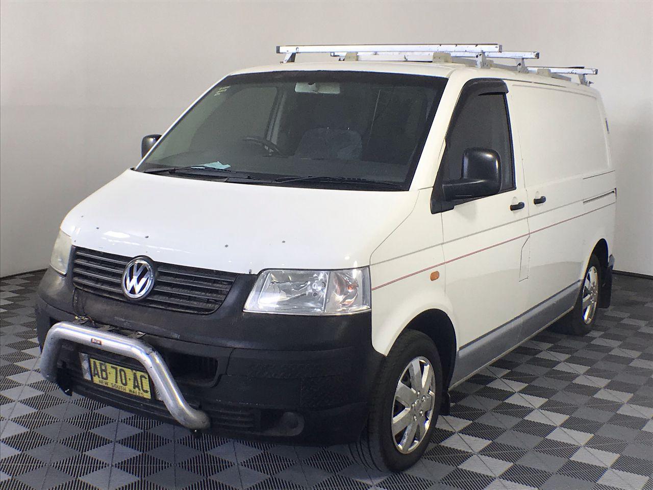 2005 Volkswagen Transporter (SWB) T5 Turbo Diesel Manual Campervan