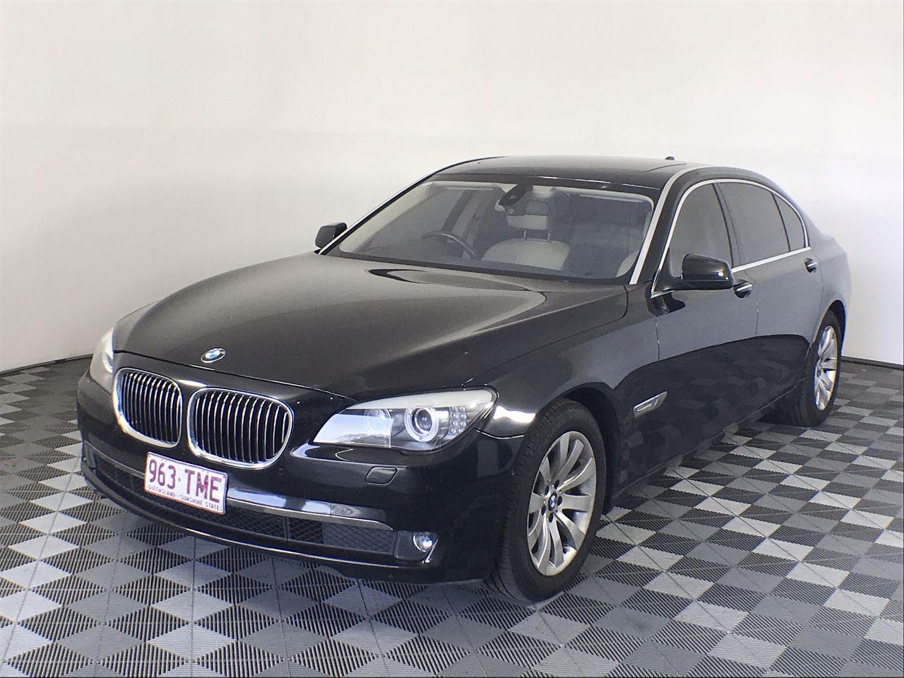2010 BMW 7 40Li F02 Automatic Sedan