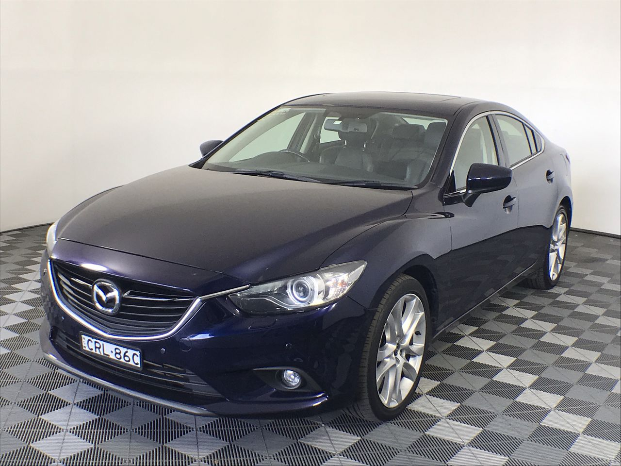 2013 Mazda 6 GT GJ Turbo Diesel Automatic Sedan 80,131km