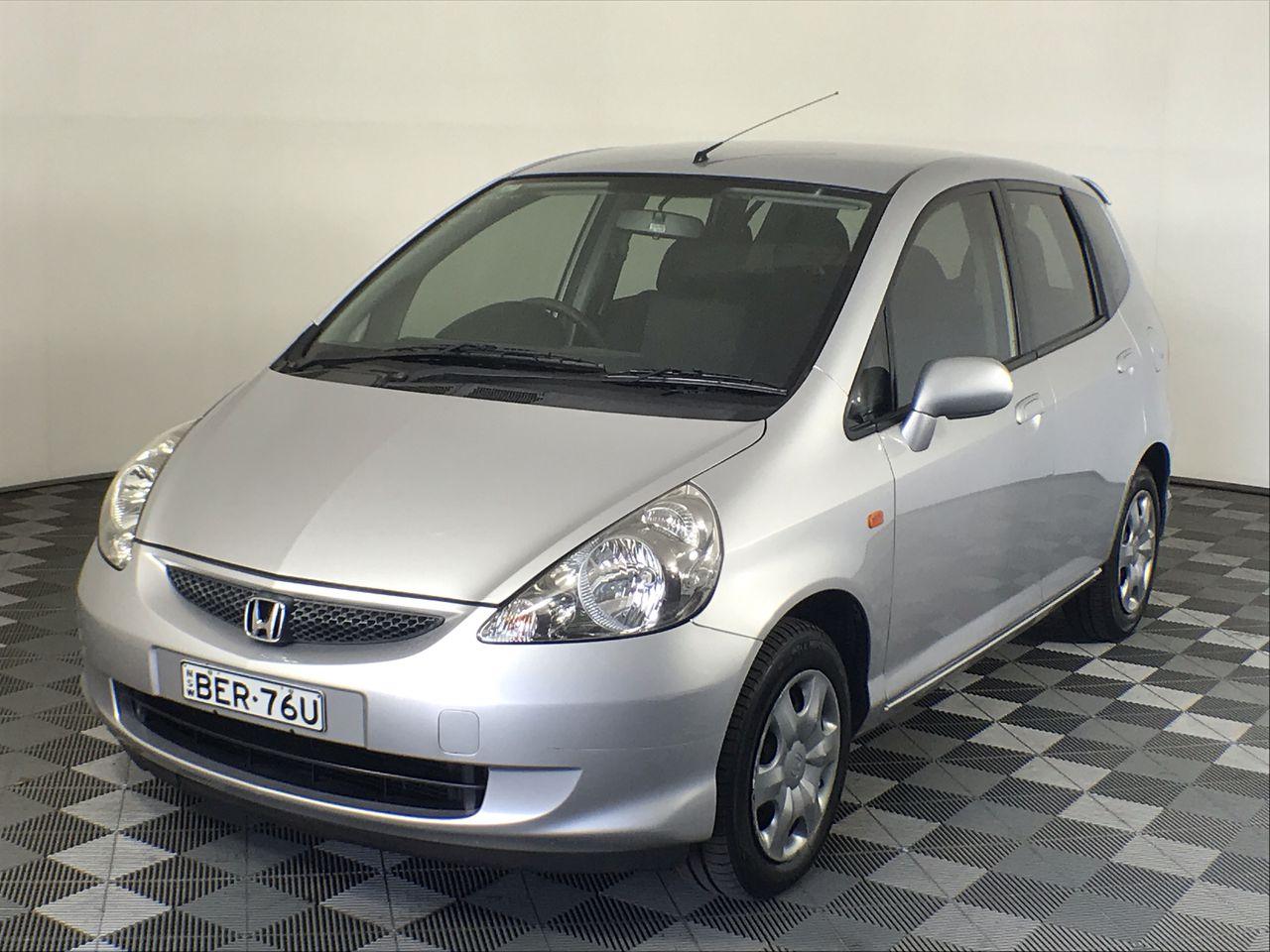 2005 Honda Jazz VTi GD Automatic Hatchback