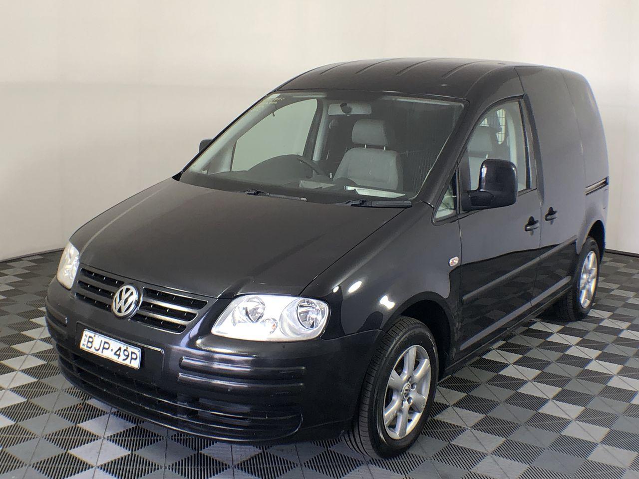 Volkswagen Caddy 1.9 TDI Turbo Diesel Automatic Van