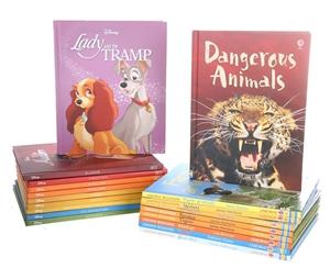 19 x Assorted Children`s Storybooks, Com