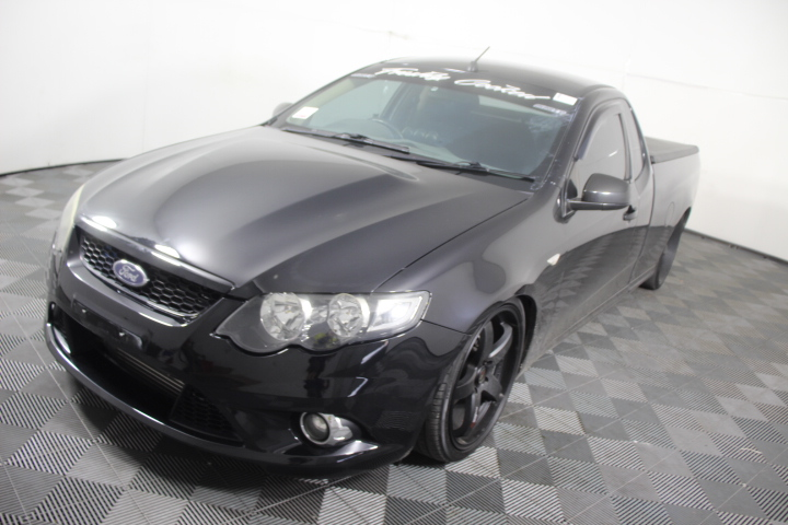 2009 Ford Fg Falcon Xr6 Turbo Boost Monster Modified 6sp