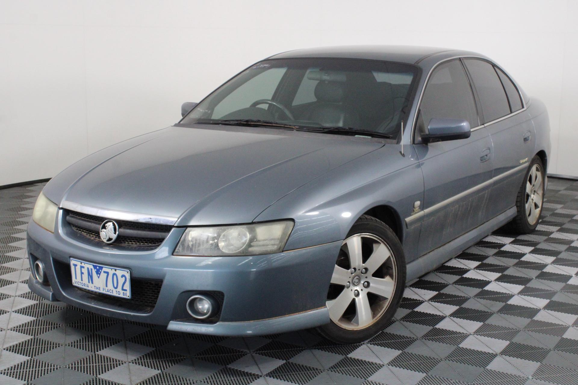 2005 Holden Calais VZ Automatic Sedan